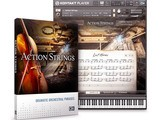 Test du Native Instruments Action Strings