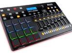 Test du contrôleur MIDI Akai MPD232