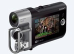 Test de la Sony HDR-MV1