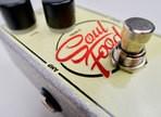 Test de la pédale d'overdrive Electro-Harmonix Soul Food