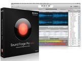 Test du Sony Sound Forge Pro Mac 1.0