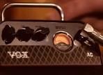 Test de la tête d'ampli compacte pour guitare Vox MV50 AC