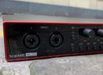 Test de l'interface audio Focusrite Scarlett 18i20 G3
