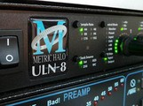 Test de l'interface Metric Halo ULN-8