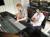 Une souris au studio Rec'n Roll