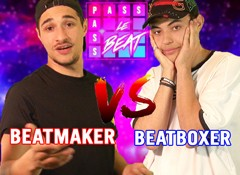 Beatmaker VS Beatboxer