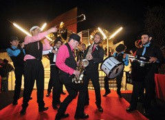 Bien déconner : les groupes de jazz