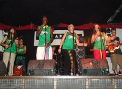 Bien déconner : les groupes de reggae/dub