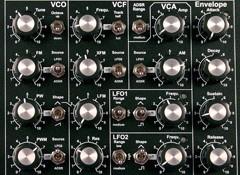 Les différents types d'oscillateurs en synthèse sonore