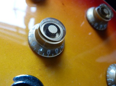 Comment entretenir les potentiomètres de guitare