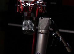 Le placement du micro pour la prise de chant