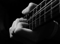 Les accords de base à la guitare