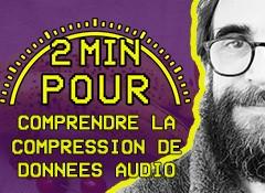 Comment fonctionnent les algorithmes de compression audio ?