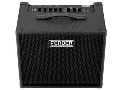 Test du combo Fender Bronco