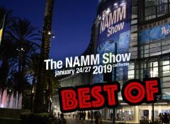 Le Best Of du NAMM 2019