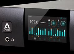 Test de l'interface audio Apogee Symphony I/O Mk II