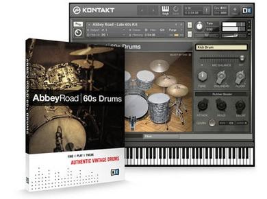 Test de Abbey Road 60s Drums de Native Instruments