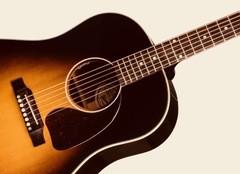 Test de la guitare électroacoustique GibsonJ-45 Standard2018