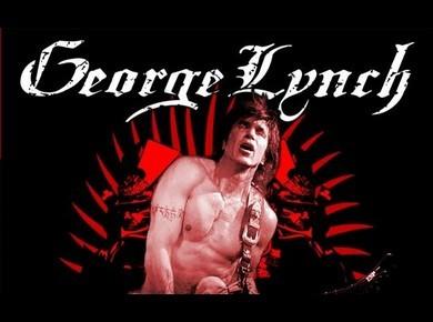 Interview de George Lynch