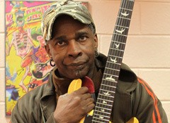 Interview de Vernon Reid, guitariste du groupe Living Colour