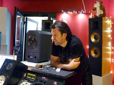 Interview de l'ingé son Hubert Salou (Voulzy, Kravitz)