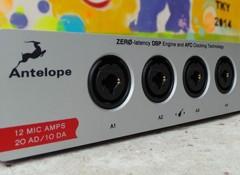 Test de l'Antelope Audio Zen Studio