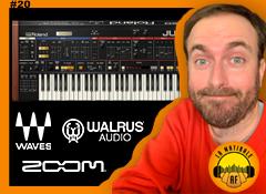 Walrus Audio attaque Strymon en frontal !