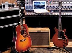 L'enregistrement de la guitare électrique - Trucs et astuces
