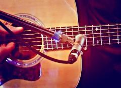 Les bases de la prise de son d'instruments
