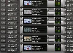 Les différents outils du mixeur