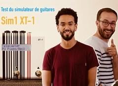La Traversée du Manche #10 : Test de la pédale de simulation de guitaresSim1 XT-1