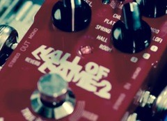 Test de la pédale de réverbe pour guitares électriques TC Electronic Hall of Fame2