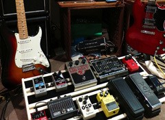 L'enregistrement de la guitare électrique - Avec ou sans effets ? III