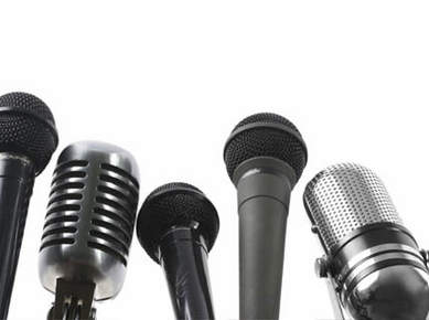 Les différents types de microphones