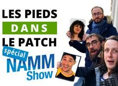 Podcast sur le Winter NAMM 2020 (LPDLP de janvier 2020)