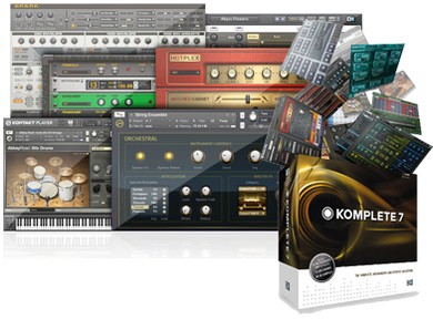 Test du Native Instruments Komplete 7 Elements