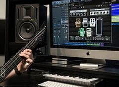 L'enregistrement de la guitare électrique - Les alternatives