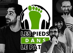 Podcast avec Stéphane Briat et Denis Cazajeux d'OTO (LPDLP de novembre 2018)