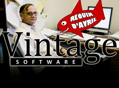 Interview exclusive de Vintage Software