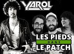 Podcast avec Yarol Poupaud (LPDLP de décembre 2019)