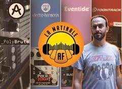 Arturia PolyBrute, Electro-Harmonix PitchFork+, Eventide Blackhole, Toontrack EZB Classic Rock