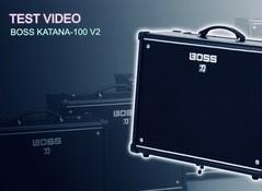 La Traversée du Manche #9 : Test de l'amplificateur à modélisation pour guitares Boss Katana-100