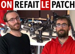 On Refait le Patch #29 : Test des pieds de micro Triad-Orbit
