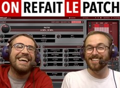 On Refait le Patch #35 : Test de l'effet de morphing logiciel MeldaProduction MMorph