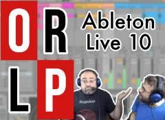 Test d'Ableton Live 10 Suite