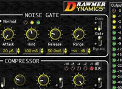Eliminer le bruit de fond avec un Noise Gate