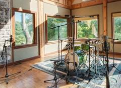 L'enregistrement de la batterie - Room Stéréo (1re partie)