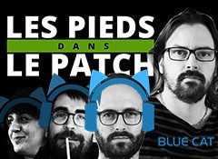 Podcast avec Guillaume Jeulin - Blue Cat Audio (LPDLP de juillet 2019)