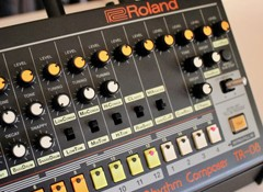 Test du Roland Boutique TR-08