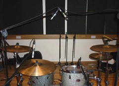 L'enregistrement de la batterie - Overheads, couple XY et Mid/Side